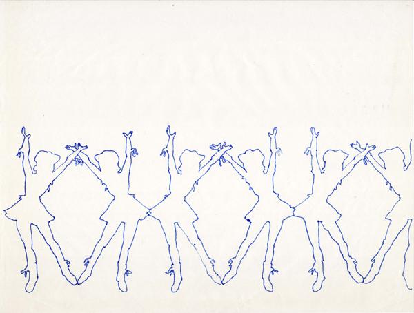 BREADLINE - Dibujo de las Rangerettes