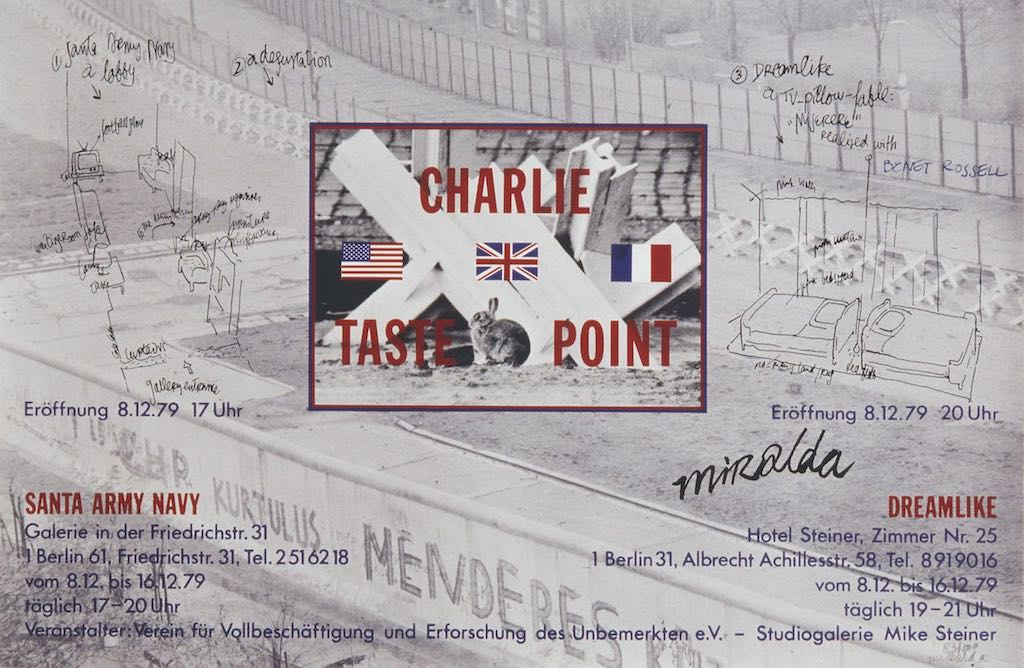 CHARLIE TASTE POINT (1979)