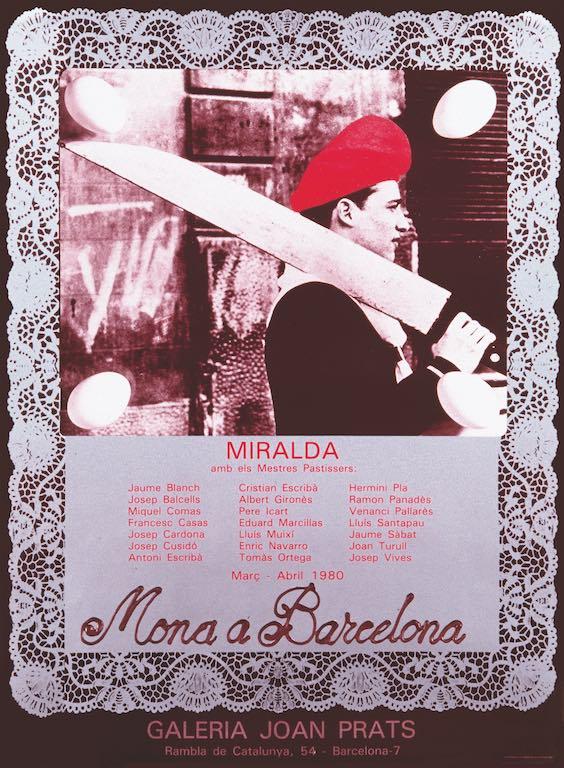 MONA A BARCELONA (1980)