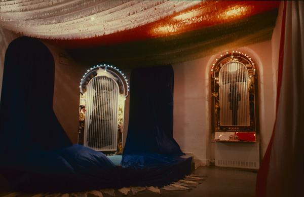 SANTA COMIDA - New York - Dos altares Yemaya y Sango