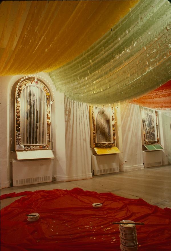 SANTA COMIDA - New York - El altar de Obatala - Ochun